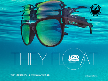 Dragon H2O Floatable Sunglasses: Seaworthy & Stylish Summer Shades